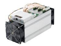 Bitmain antminer s7 4.75 ths