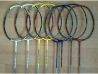 Apacs N Force 111 Badminton Racket ( like ZF2 )