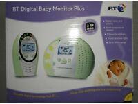 BT Digital Baby Monitor Plus