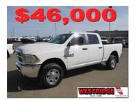 2014 Ram 2500 SLT,cloth interior,heated mirrors,tow package