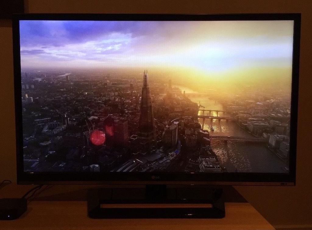 "42"" LG LED TV FREEVIEW USB MOVIES CAN DELIVERin Newcastle, Tyne and WearGumtree - Full hd 1080p in fantastic condition and 100% full working order no offers please"