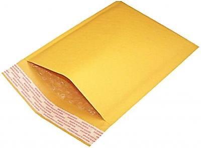 50 0000 4x6 Small Kraft Bubble Mailer Envelopesinner Size4x5