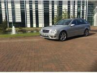 Mercedes C200K Estate