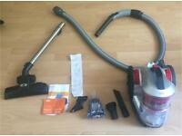 Vax vacuum cleaner Hoover hardly been used RRP £90 with box and all accessories !