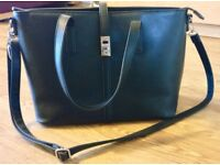 Black Ladies Hand Bag : Used only couple of times . Looks brand new (reduced price)