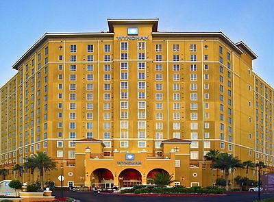 Las Vegas  Wyndham Grand Desert  2 Bedroom Lockoff  1 4 September 2017 Labor Day