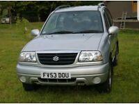 2003 Suzuki Grand Vitara 1.6 16v Sport