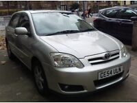 T-Z CARS PRESENT A 2004 TOYOTA COROLLA 1.6 VVTI AUTOMATIC HISTORY LOW MILES 6 MONTHS WARRANTY