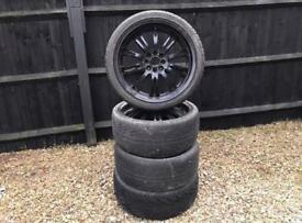 "18"" alloy wheels Koenig Unknown 18"" 7.5J"
