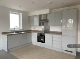 2 bedroom flat in Guildford Road, Bagshot, GU19 (2 bed) (#964673)