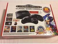 Sega Mega Classic Game Console, never been opened!