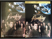 DVD Boxset: Firefly | The Complete Series | Special Edition & DVD: Serenity
