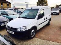 ✅ 2007 Vauxhall Combo 1.3 CDTi 16v 1700 Panel Van 3dr ✅