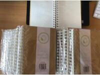 20x A5 Notebooks NEW