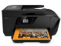 HP7510 A3/A4 all in one printer