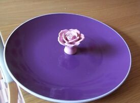 Vintage style Plate