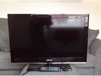 Samsung 32inch Widescreen Full HD LCD Television with Freeview