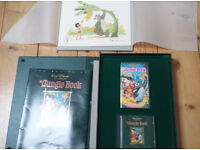 The Jungle Book Collector's Deluxe Video Edition 1993