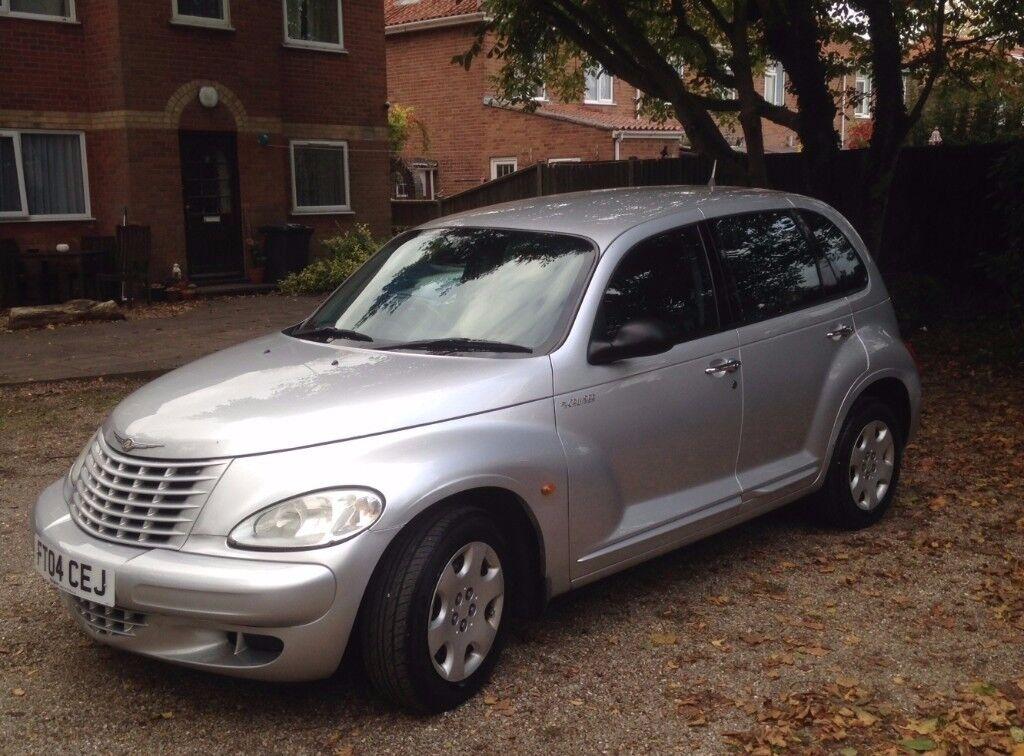 Chrysler PT Cruiser Classic. Good condition.Low mileage.Long MOT.Illness forces sale.