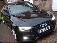 **AUDI A5 2.0 TDIe - BLACK EDITION STYLE SPORTBACK - S LINE 5 DOOR - CAMBELT DONE - 65MPG £30 TAX**
