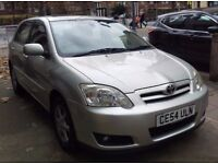 T-Z CARS PRESENT 2004 A TOYOTA COROLLA 1.6 VVTI AUTOMATIC HISTORY 6 MONTHS WARRANTY PX WELCOME