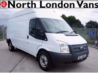 Ford Transit 2.2 350 - Long Wheel Base - High Roof - Bluetooth, CD Player, AUX/USB Steering Controls