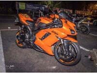 Kawasaki zx6r Ninja 07reg. Swap triumph street triple or simlar