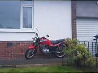 Suzuki 125 quick sale