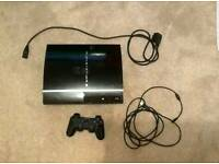 X2 playststion 3 for spares or repair