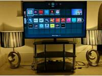 """46"""" Samsung UE46F6320 Full HD 1080p Freeview HD Smart 3D LED TV in Moseley"""