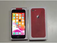 Apple iPhone 8 256GB (PRODUCT) RED Unlocked Smartphone