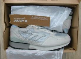 Hi-tec/Hitec silver shadow trainers size 10 BRAND NEW