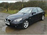 BMW 520D AUTO 2006 private number plate WITH 138K mileage and 12 month MOT 1995cc 160.9BHP