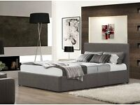brand new double ottemen bed storage bed frame