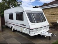 Swift 4 berth caravan in very good condition