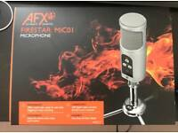 AFX Microphone
