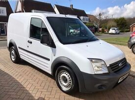 Ford Transit Connect 1.8 TDCi T200 SWB. Side Door, Air Con, Elec Windows. Full service History.