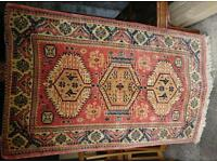 Rug - red