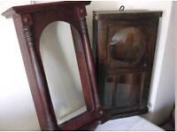 Antique Clock Cases