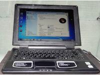 "Laptop – E-system 1212 – Celeron Dual Core T1400 1.73GHz 13.3"" screen"