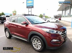 2017 Hyundai Tucson SE | Heated Leather | Alloys | AWD