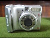 Camera - Canon Powershot A540