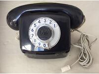 Vintage 1977 Jubilee phone converted