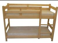 Bunk beds for caravan or boat