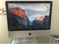 Apple IMac 20-inch, 320GB Hard Drive, 2.4GHz Intel Core 2 Duo
