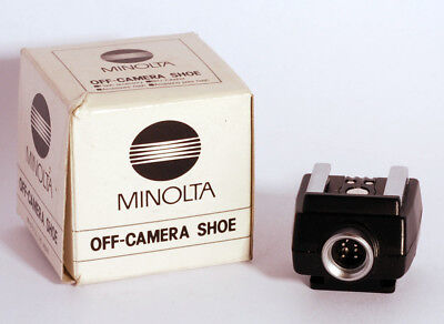 Адаптеры для вспышек Konica Minolta Off-Camera