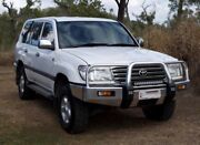 Fantastic condition Toyota Landcruiser HDJ100R 4.2DT Manual GXL Wagon Hideaway Bay Whitsundays Area Preview