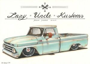 Looking for 63-66 chev/gmc c10!