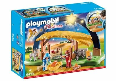 PLAYMOBIL. Accesorios. Custom. Figuras. Belen. Navidad. Nacimiento. CAJA NUEVA