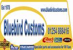 Bluebird Customs